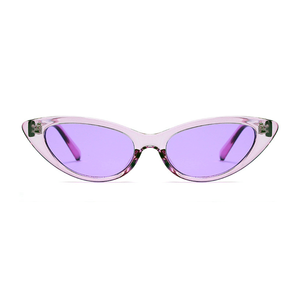 The Debutante Sunglasses Neon Purple - Youthly Labs