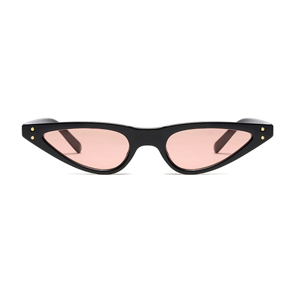 The Flat Triangle Sunglasses Pink - Youthly Labs