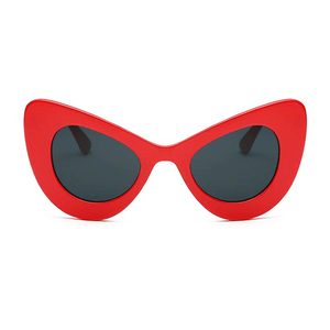 The Nirvana Kitten Sunglasses Red - Youthly Labs
