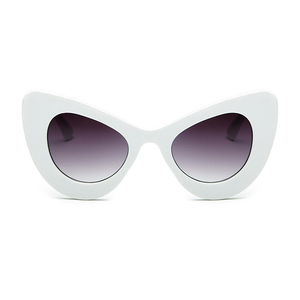 The Nirvana Kitten Sunglasses White - Youthly Labs