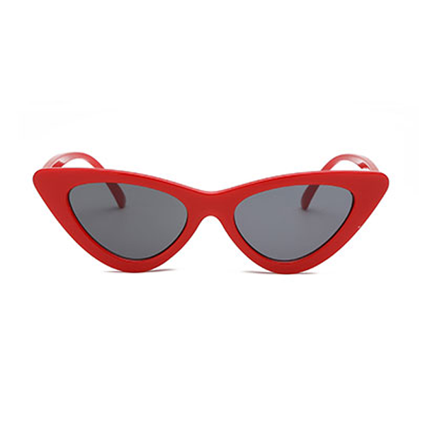 The Vintage Cat Sunglasses Red