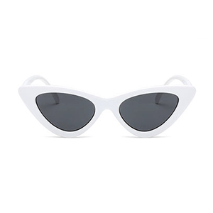 The Vintage Cat Sunglasses White - Youthly Labs