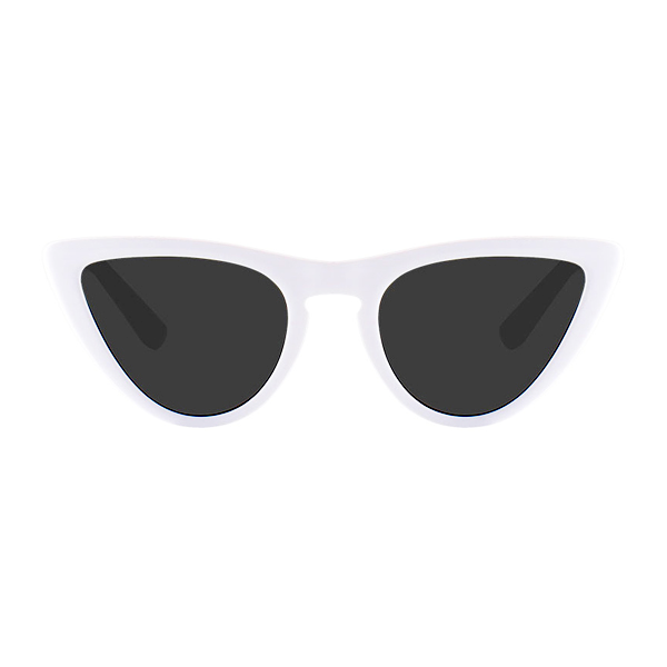The Kitty Bridge Sunglasses White - Youthly Labs