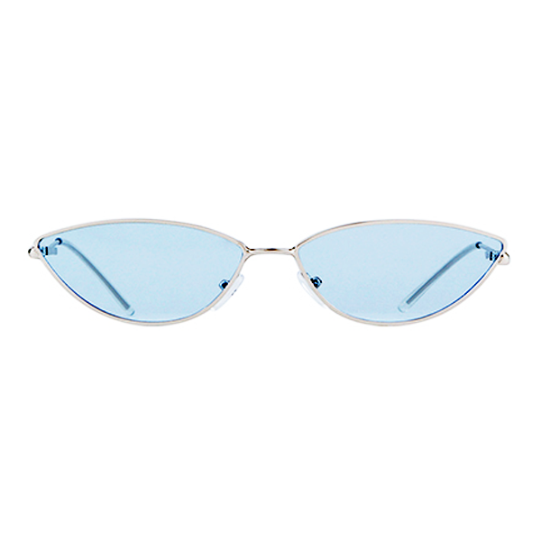 The Working Kitty Sunglasses Blue - Youthly Labs