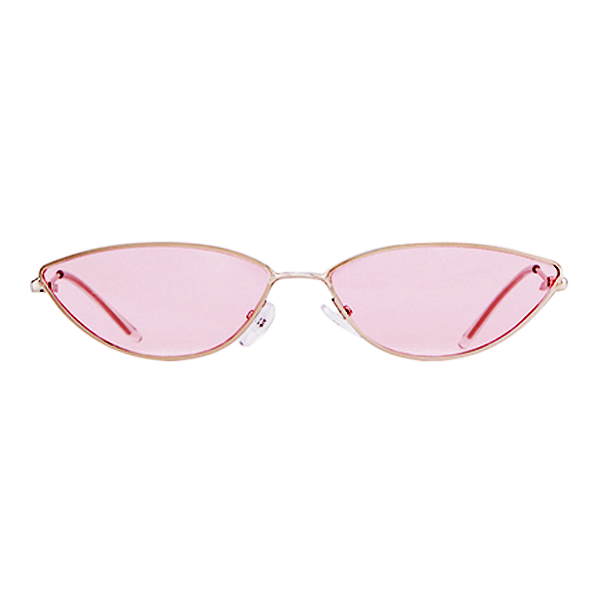 The Working Kitty Sunglasses Pink - Youthly Labs