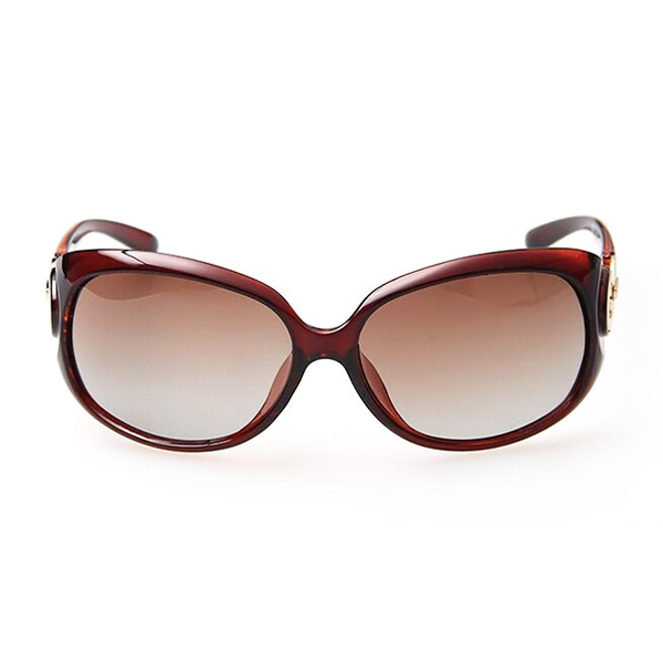The Yacht Club Sunglasses Red Brown - Youthly Labs