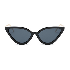 The Young Cat Goddess Sunglasses Black