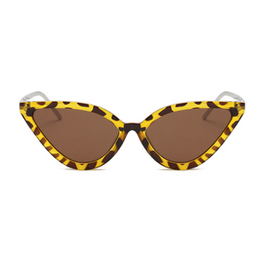 The Young Cat Goddess Sunglasses Cheetah