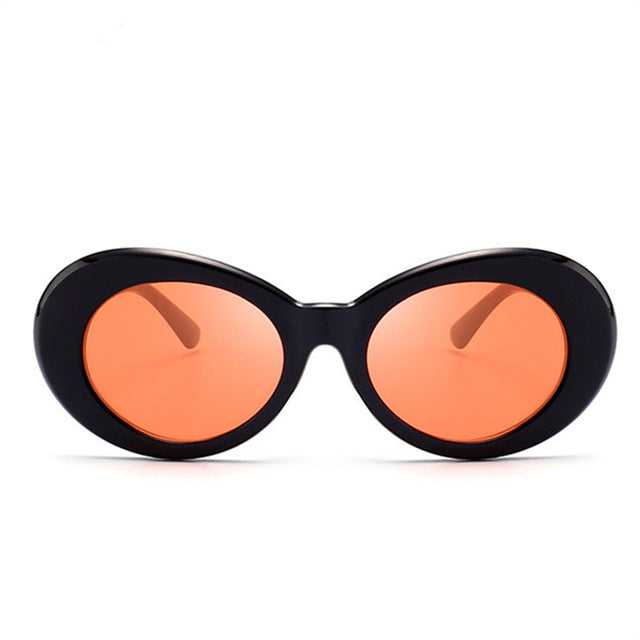 The Kurt Cobain Sunglasses Orange - Youthly Labs