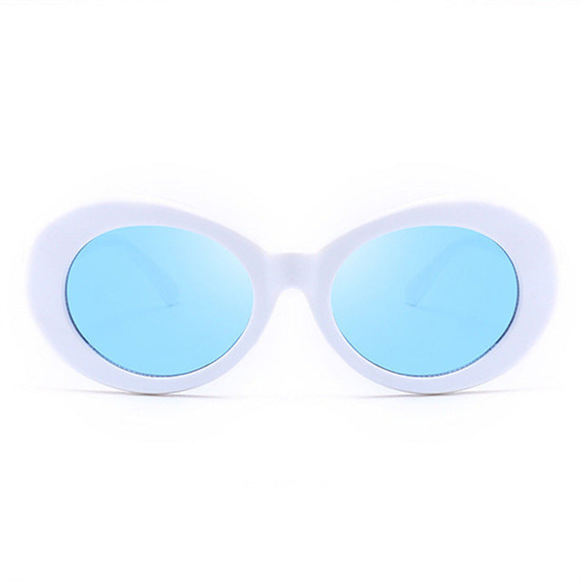 The Kurt Cobain Sunglasses Blue - Youthly Labs