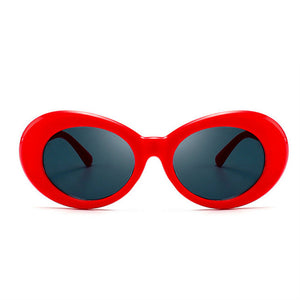 The Kurt Cobain Sunglasses Red - Youthly Labs