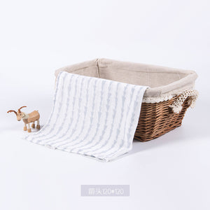 Muslin Baby Blanket Cotton Cover Bamboo