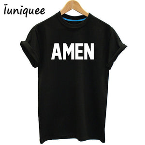 Unisex Men/Women Jesus T-shirt