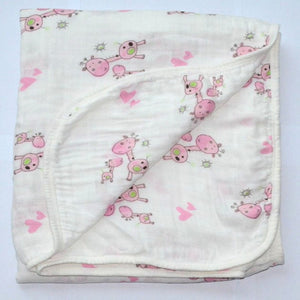 100% Bamboo Baby Blanket bath towel bed sheets blanket