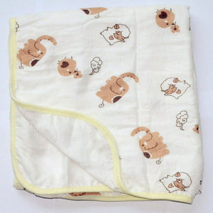100% Bamboo Fiber Baby Blanket Bath Towel Bed Sheets Blanket
