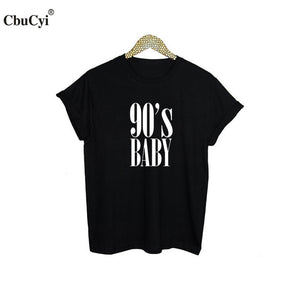 90s Baby T-Shirt Makes a Great Gift for That Girl
