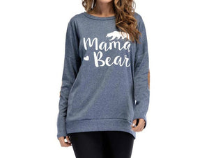 Mama Bear T-Shirt ---  Hot New Tops!  On Sale Now!