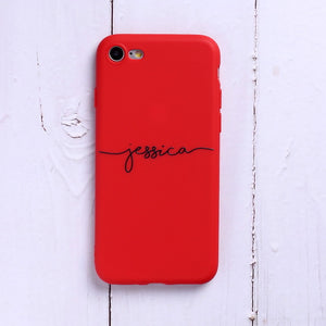 Personalize It!  Custom Name Phone Case