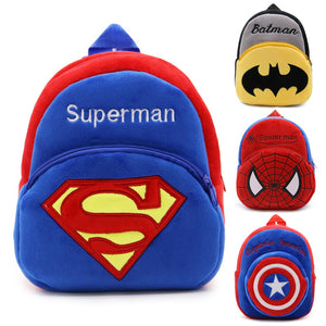 Super Hero Backpacks for Small Children