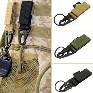 Survival Hiking Camping Equipment Carabiner