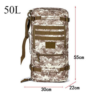 Expedition-Military-Style Backpacks for Men