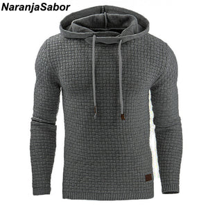 Naranja Sabor 2019 Autumn Men's Hoodies