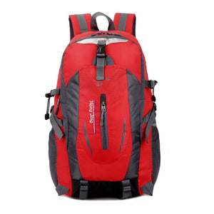 Nylon Waterproof Travel Backpack