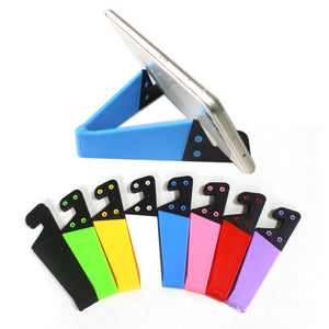 Universal Foldable Mobile Cell Phone Stand