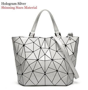Hologram Geometric Woman's Bag/ Handbag New for 2019