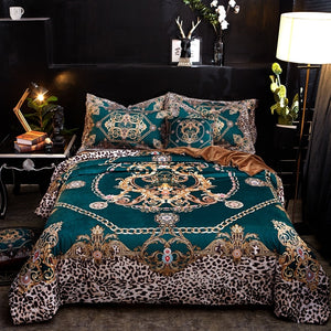 Luxury King and Queen-Sized Bedding Set   On Sale Now!