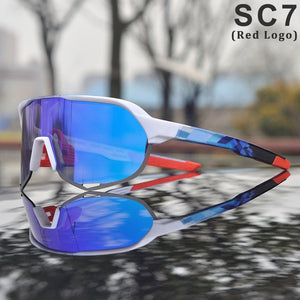 Peter Sagan S2 Coated Mirror Cycling Glasses| 3 Lenses