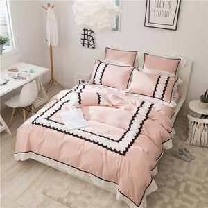 Bamboo Luxury Lace Bedding