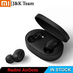Wireless Bluetooth Earphones w/ 5.0 Noise Reduction Contol