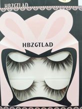 Handmade 3D Mink Thick Long Eyelashes
