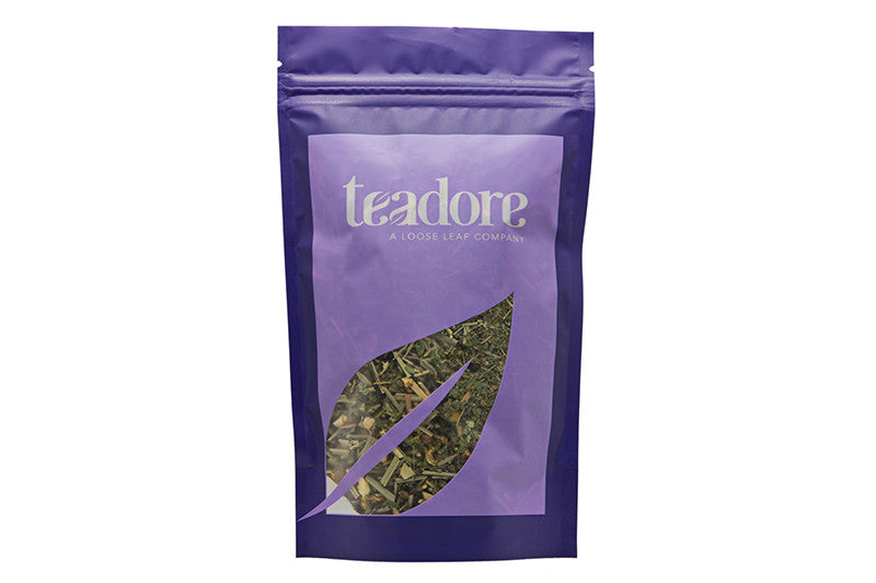 Out Of Order: Canadian light green loose leaf tea blend for cold and sickness, rich in vitamin C and antioxidants