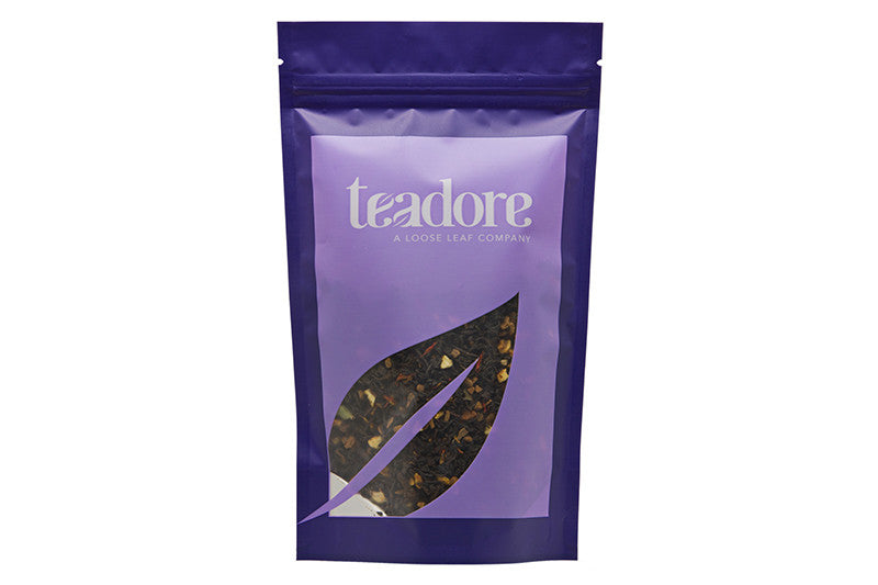 Teadore Chai: Canadian black chai loose leaf tea, spicy classic chai tea
