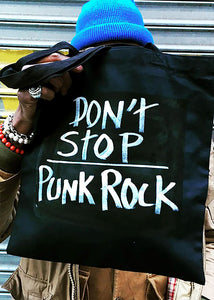 Don't Stop Punk Rock