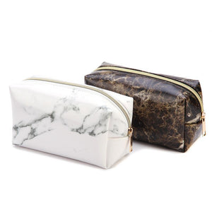 Marble Pattern Pencil Case - All Written Down