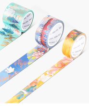 Traditional Chinese Washi Tape - Set of 3 - All Written Down