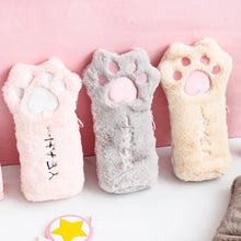 Cat Paw Soft Pencil Case