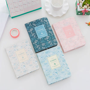 Vintage Flowery A6 Planner - All Written Down