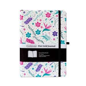 New Spring Collection Dotted Notebook- Bullet Journal