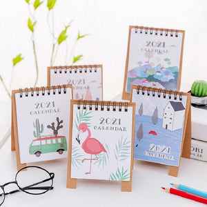 2021 Desk Calendar | 8 Designs - All Written Down