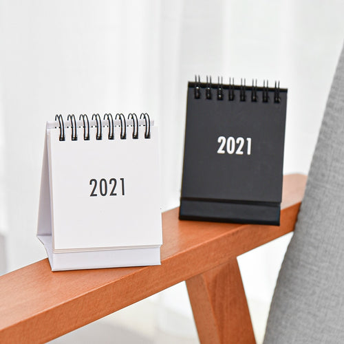 2021 Mini Desk Calendar | 6 Designs - All Written Down