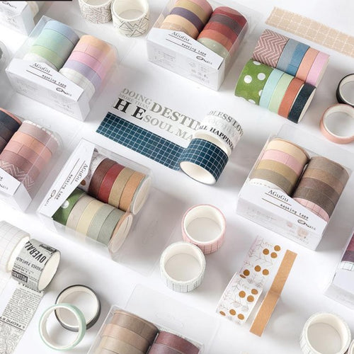 Palette Washi Tape | Set of 10 - All Written Down