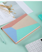 Pastel Colors Lined Pages Notebook - All Written Down