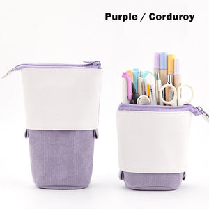 Corduroy Pop-Up Pencil Case - All Written Down
