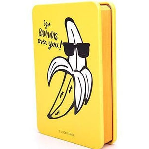 THEY ARE YELLOW Hardcover Notebook - All Written Down