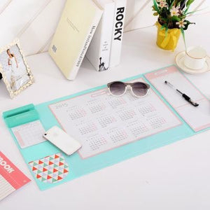 Multi-Functional Office Desk Mat - All Written Down