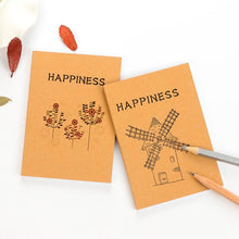 Happiness Mini Notebook - All Written Down